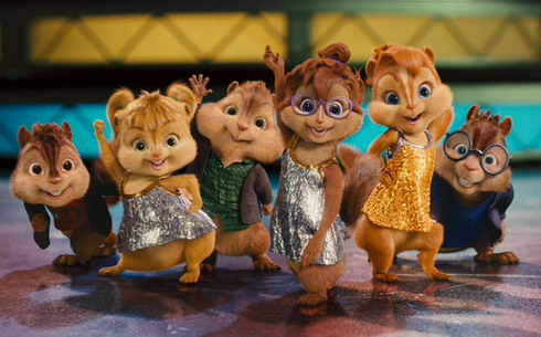 my random blog by morgaine alvin and the chipmunks