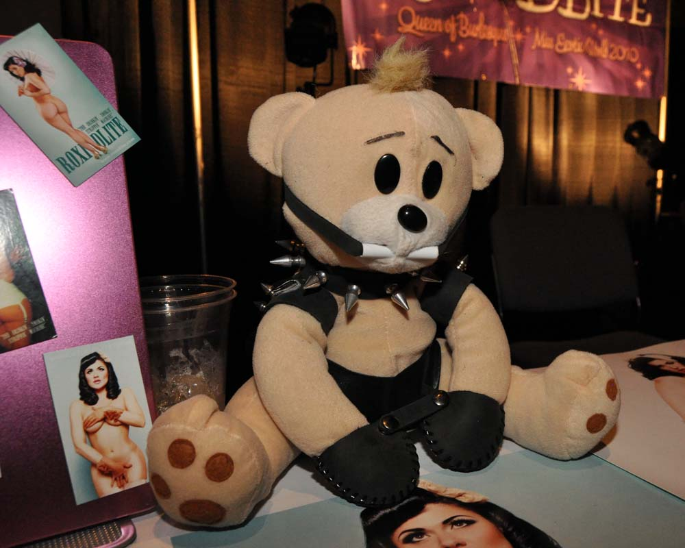 bdsm teddy bears
