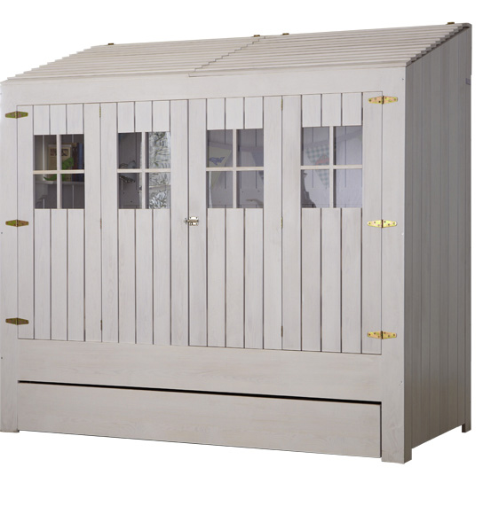 En 30 metros cama infantil original de car moebel for Car mobel