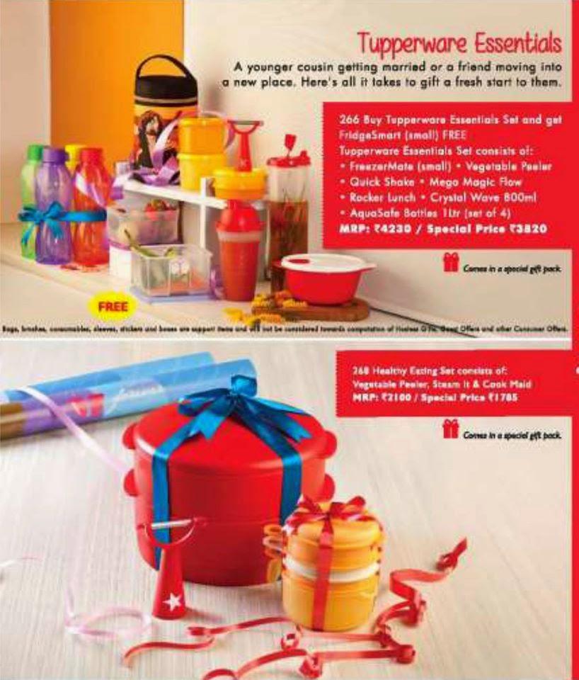 tupperware india catalogue april may 2015 tupperware. Black Bedroom Furniture Sets. Home Design Ideas