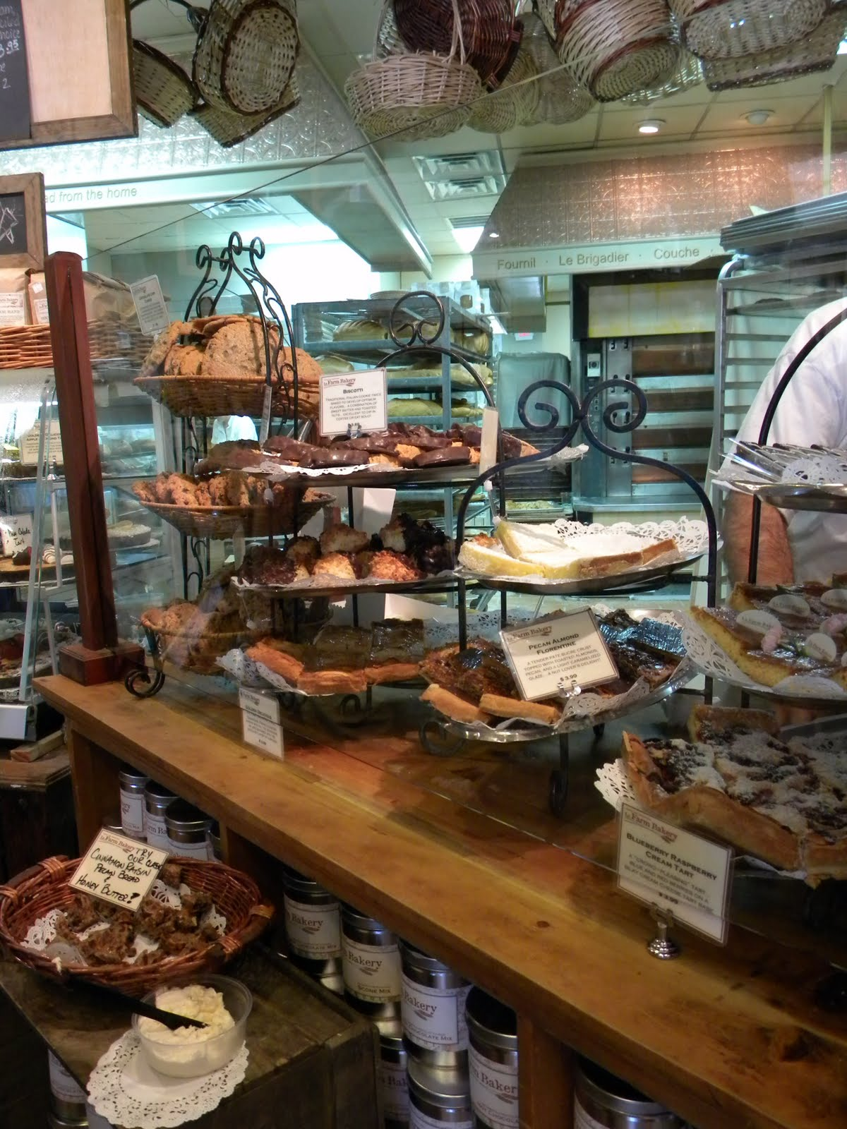 Restaurant review la farm bakery in cary nc for An new world cuisine cary nc