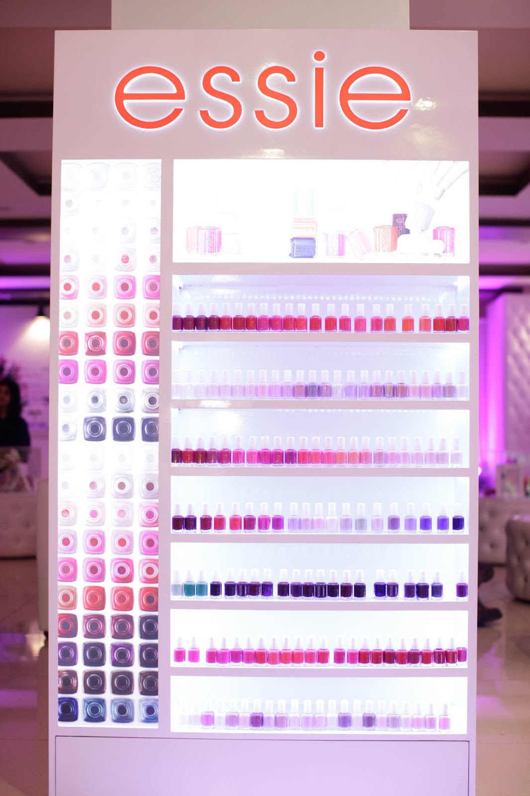 Essie Nail Polish Launched in Pakistan ~ Events Pakistan [ONE STOP ...