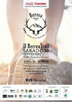 II CXM BERREA TRAIL (Cortes de la Frontera)