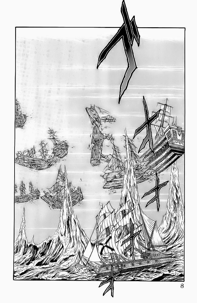 Vua Trên Biển – Coco Full Ahead chap 214 Trang 3 - Mangak.info