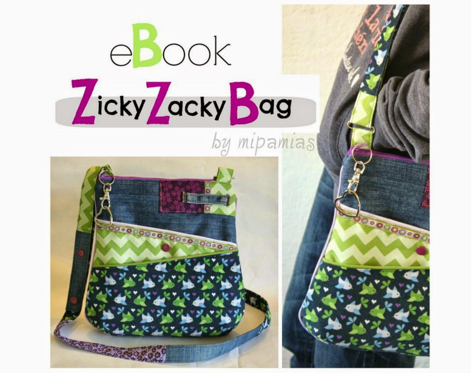 eBook ZickyZackyBag