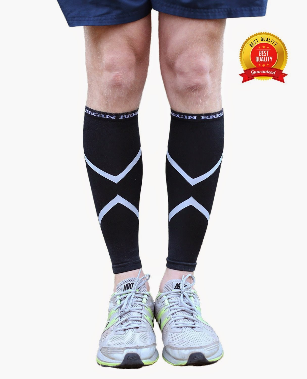 http://www.amazon.com/calf-compression-sleeve-foundations-reflective/dp/b00qsxwaz6/ref=sr_1_1?s=sporting-goods&ie=utf8&qid=1425439053&sr=1-1&keywords=calf+sleeves