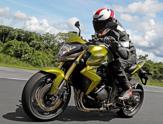 New Honda CB1000R 2012