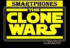 Smartphones Clone Wars