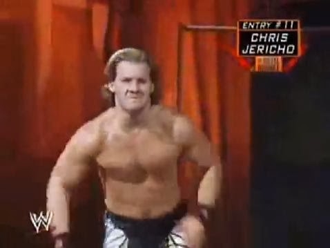 Chris Jericho Y2J Royal Rumble 2005 ugly face