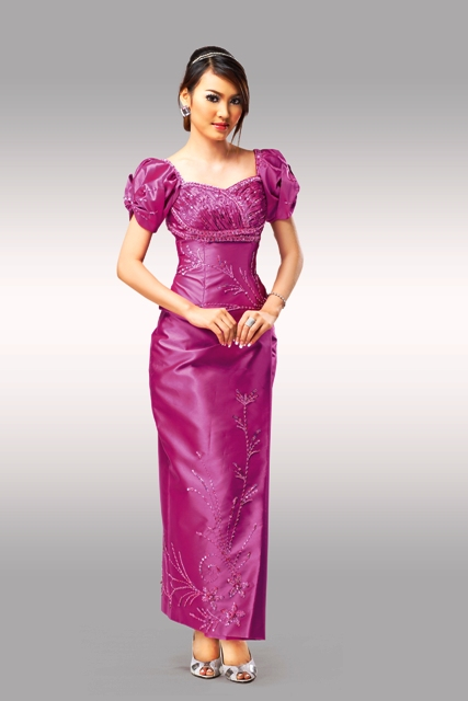Cambodian Dress Cambodian Traditional Dress For Women
