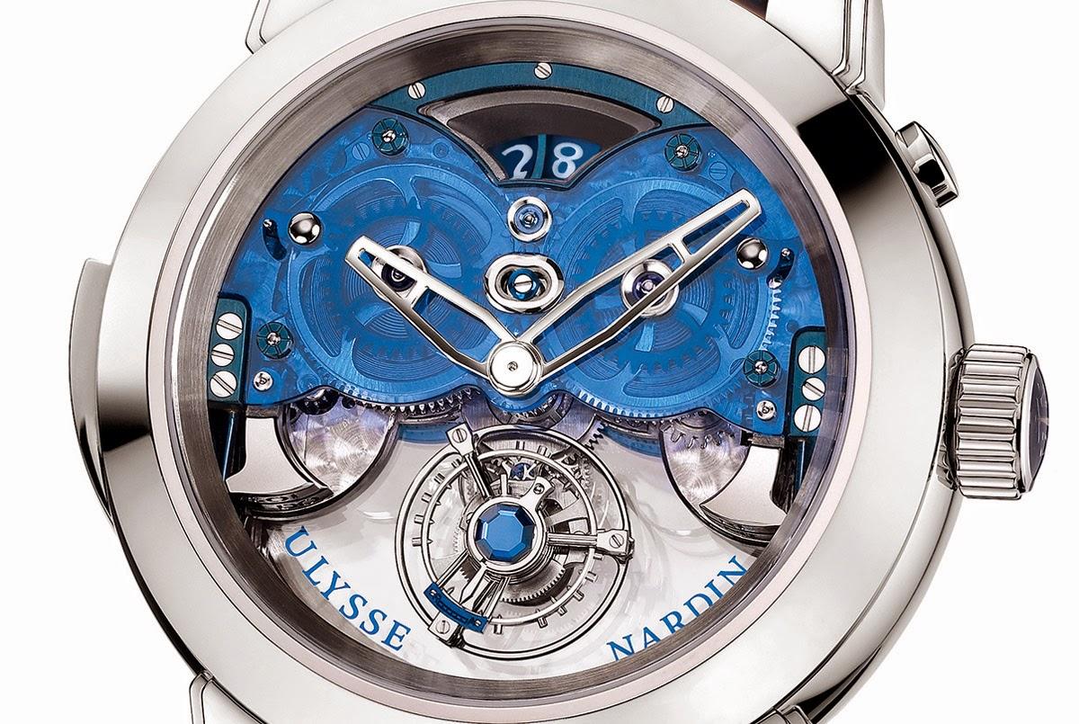 Ulysse Nardin - Imperial Blue Ulysse_Nardin_Imperial_Blue_dial