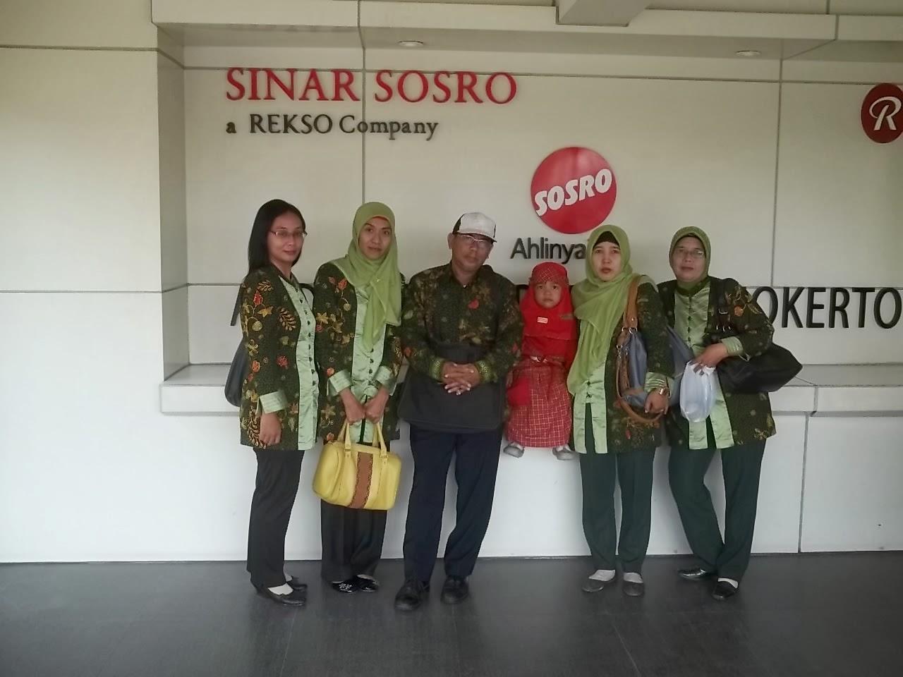 Studi Banding SDN Babat Jerawat II Surabaya ke SDN