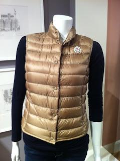 Moncler Gold Lightweight Vest