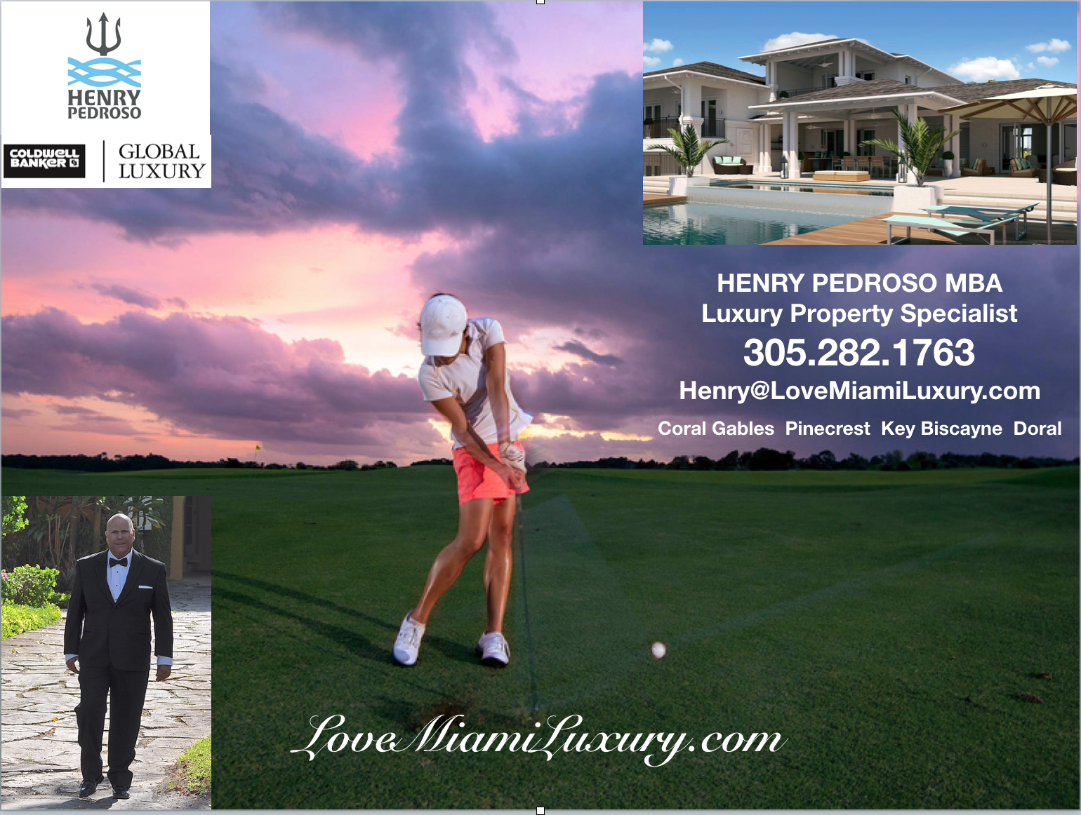 Miami Real Estate - Live the Magic!