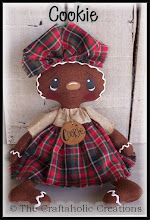 "Cookie - 11"" doll"