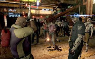 Resident Evil 6 full game