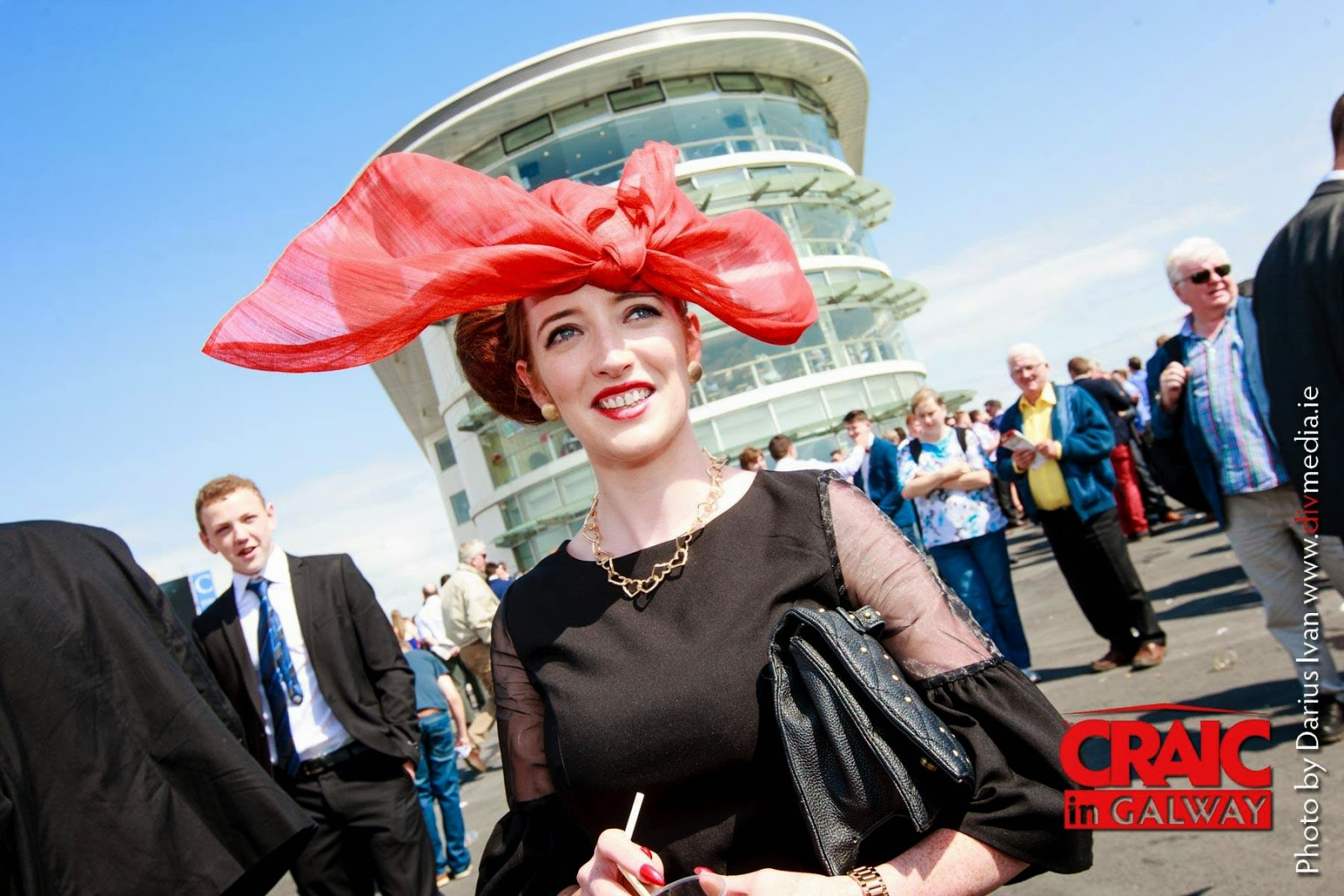 Ladies Day Galway Races Fashion