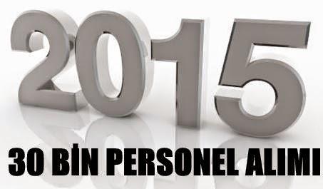 2015 iş ilanları