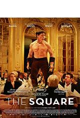 The Square (2017) BDRip 1080p Español Castellano AC3 5.1 / ingles DTS 5.1