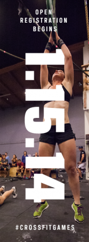 2014 CrossFit Games Open