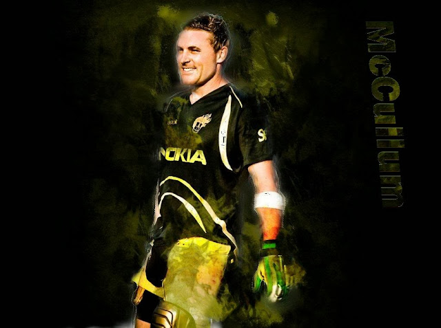 Brendon Mccullum Wallpaper