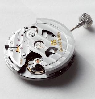 calibre Seiko 9S65