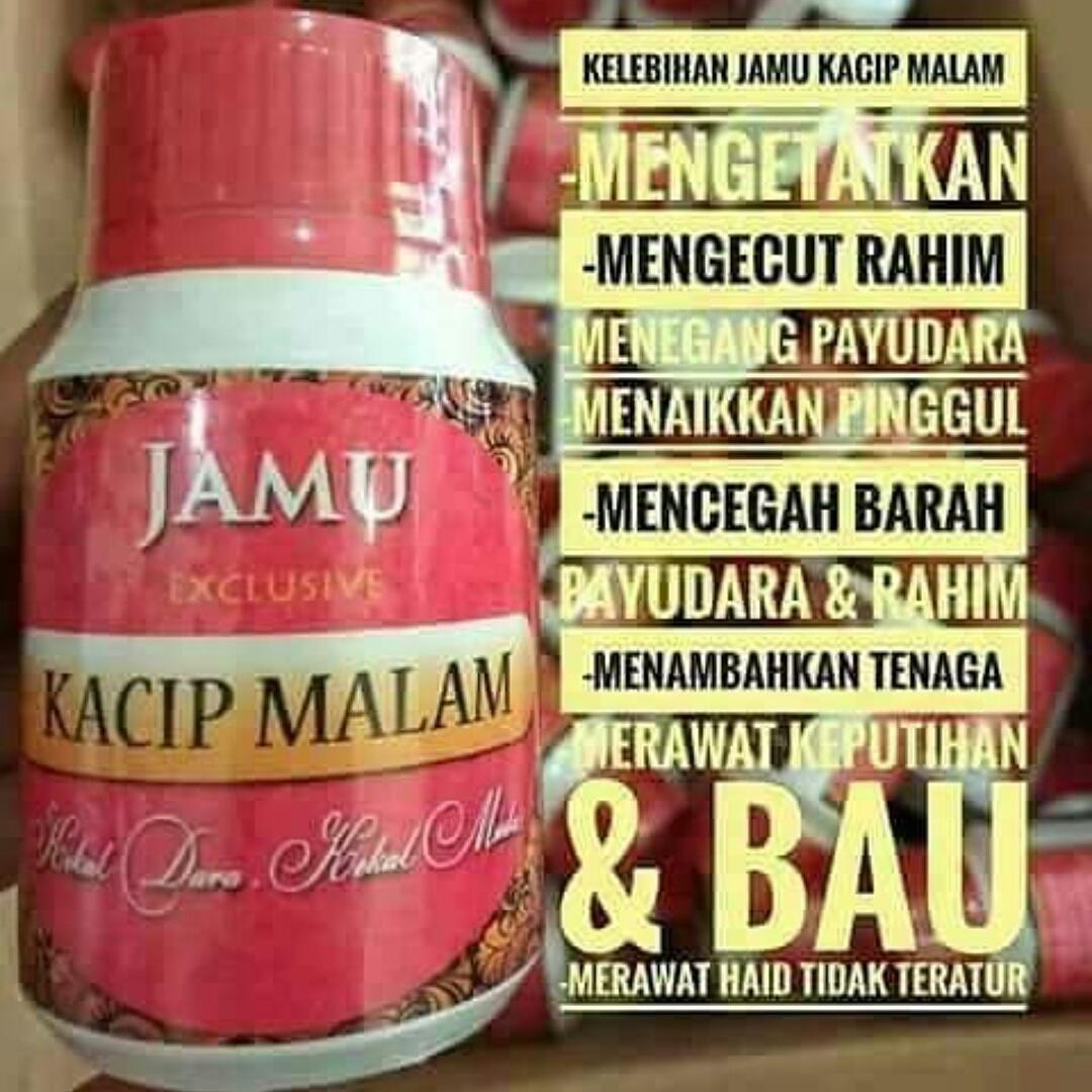 JAMU KACIP MALAM RAWAT MASALAH DALAMAN WANITA 013-3045279
