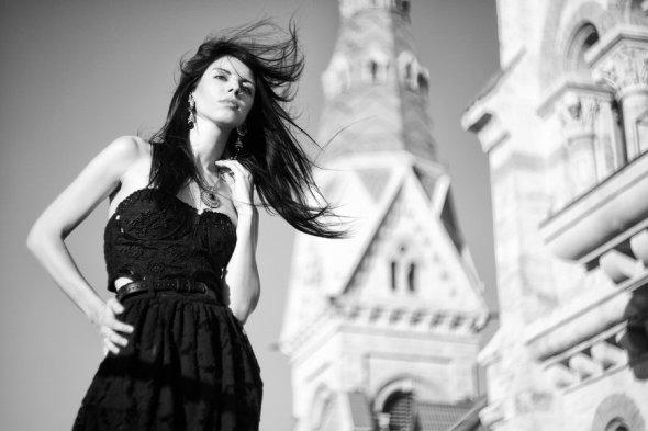Ilona Shevchishina deviantart fotografia mulheres modelos fashion