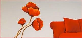 http://akatja.pl/Naklejki-kolorowe-kwiaty/