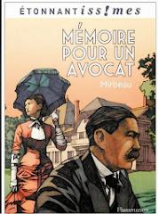 """""""Mémoire pour un avocat"""", Flammarion, 2012"""