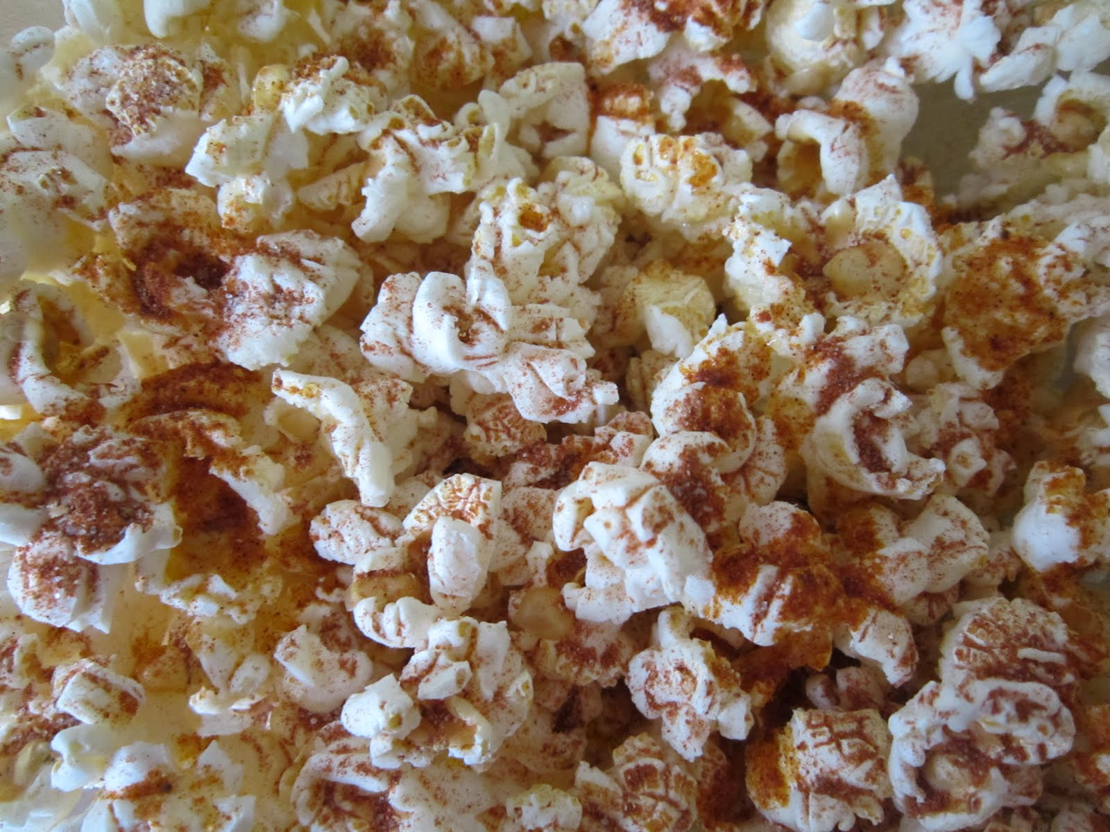 Mix It Up: BBQ popcorn and chip seasoning mix