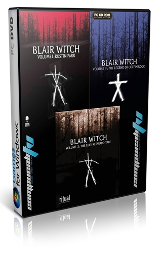 Blair Witch 1 2 y 3 PC Full Español