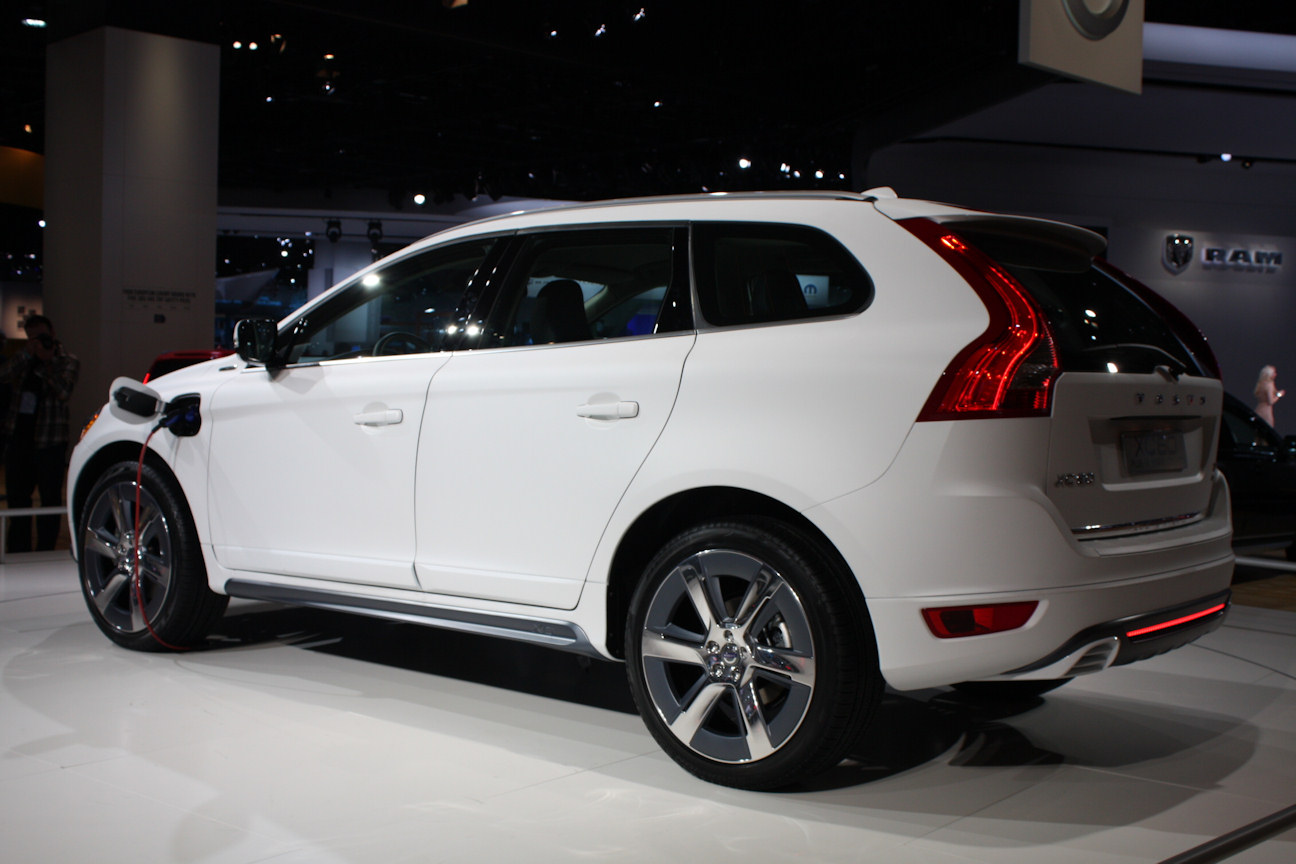 carros envenenados volvo xc60 2013. Black Bedroom Furniture Sets. Home Design Ideas