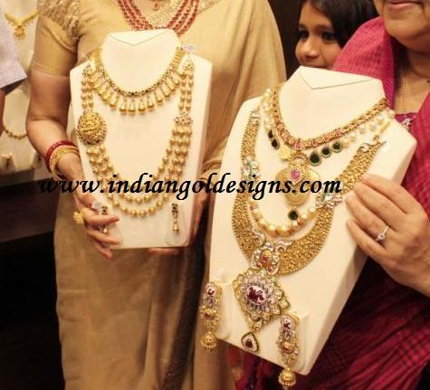 Gold And Diamond Jewellery Designs Malabar Gold Bridal