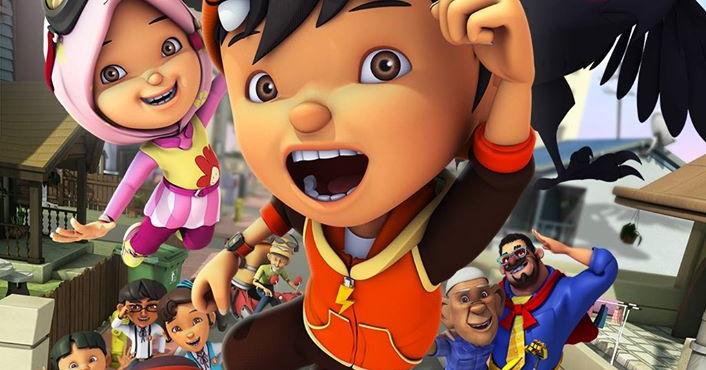 Boboiboy The Movie Sub Indo - Filmsub21