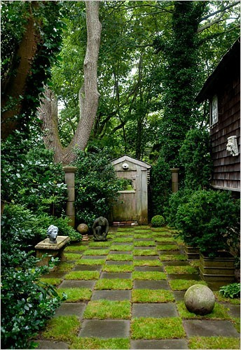 Journeying Through Life Planning a magical garden