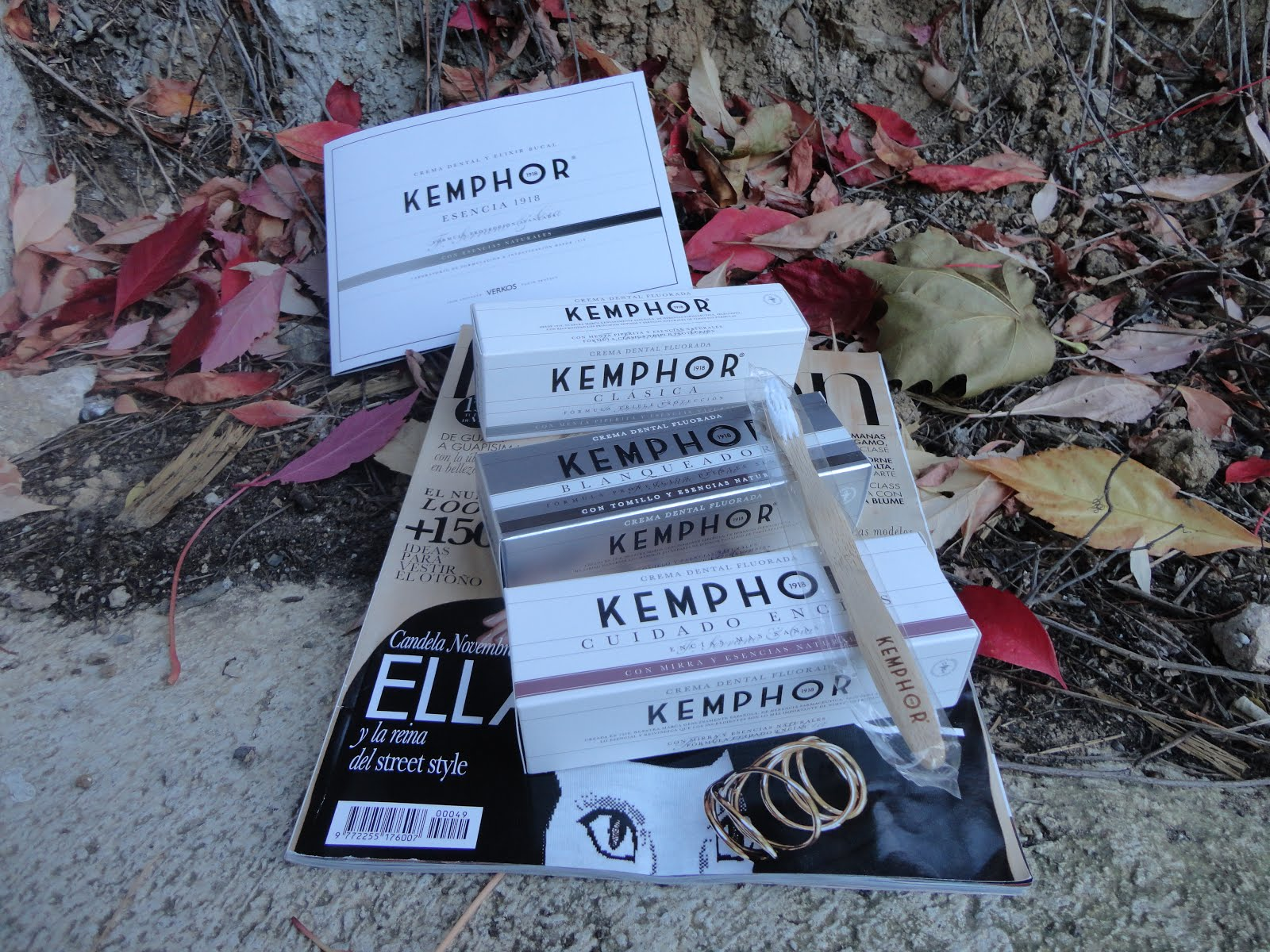 Sorteo de lote de Esencia 1918 de Kemphor