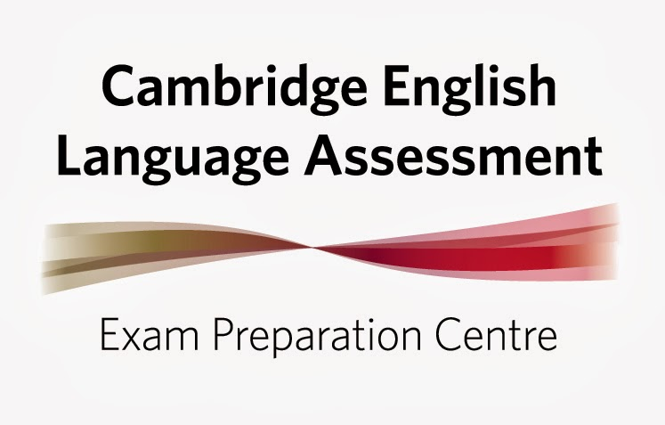 Logotipo Centro Preparador Cambridge English Language Assessment