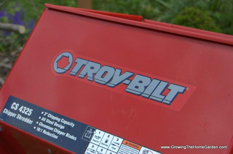 Troy-Bilt CS4325 Chipper Shredder Review