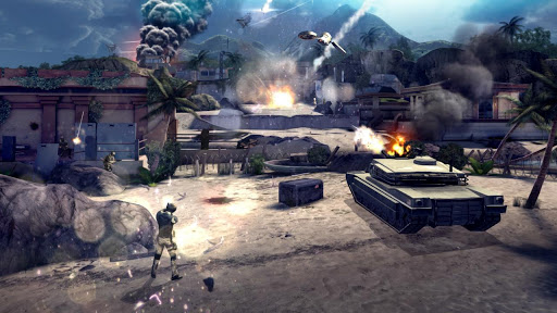 Modern Combat 4: Zero Hour android
