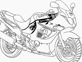 Monster Color By Number Coloring Pages