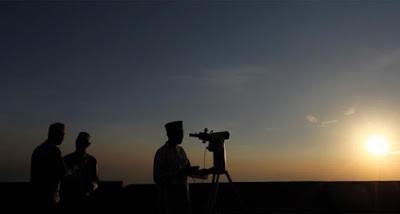 Penetapan Awal Puasa 2015 tanggal 1 Ramadhan 1436H