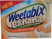 Weetabix banana pack 24s