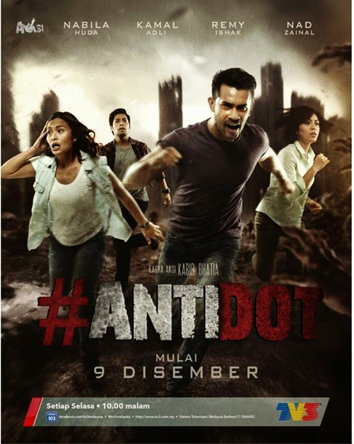 Tonton AntiDOT TV3 Full Episod