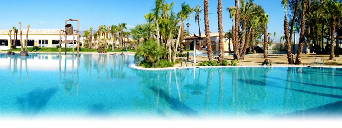 Hoteles para ni os crevillente alicante marjal costa for Camping en leon con bungalows y piscina