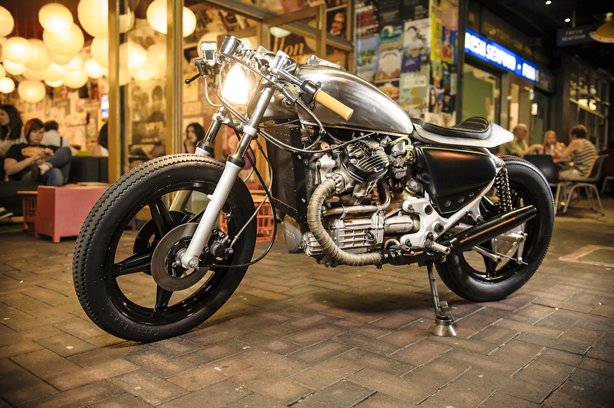 moto mucci daily inspiration garage project motorcycles 39 honda cx500 cafe. Black Bedroom Furniture Sets. Home Design Ideas