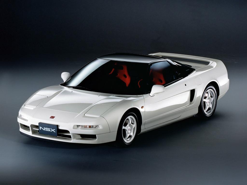 Honda NSX japoński supercar sportowy samochód kultowy V6 RWD Type R JDM NA1 日本車 ホンダ アキュラ