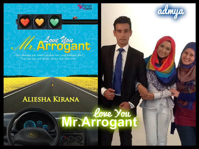 Drama Love You Mr Arrogant Adaptasi Novel Bestseller