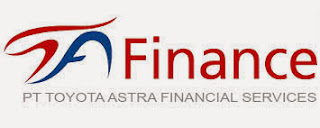Logo PT Toyota Astra Financial Services