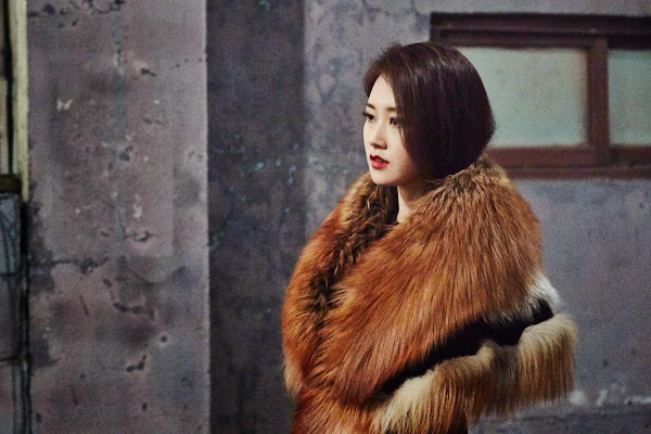 4minute Cold Rain Concept Gayoon